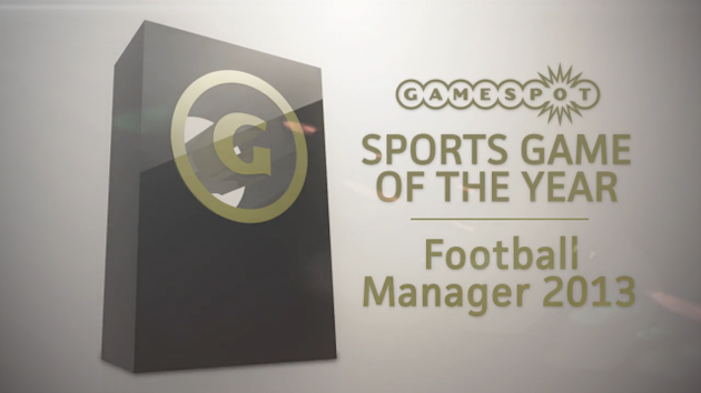 FM13 sports game of the year