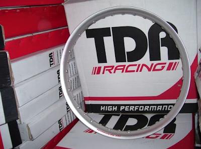 Velg Motor TDR