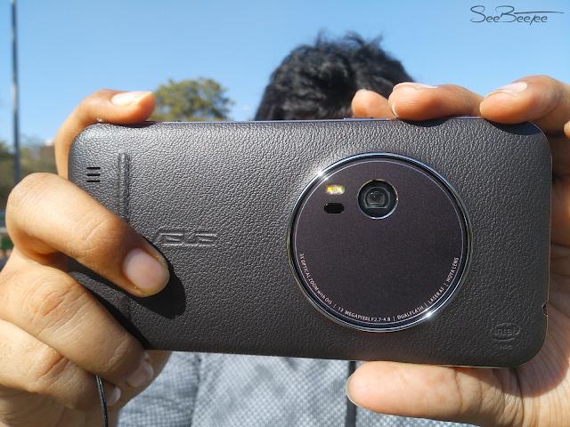 Zenfone Zoom Camera