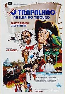 O Trapalhão Na Ilha Do Tesouro – Nacional 1974