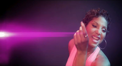 toni braxton 2012 I heart u video