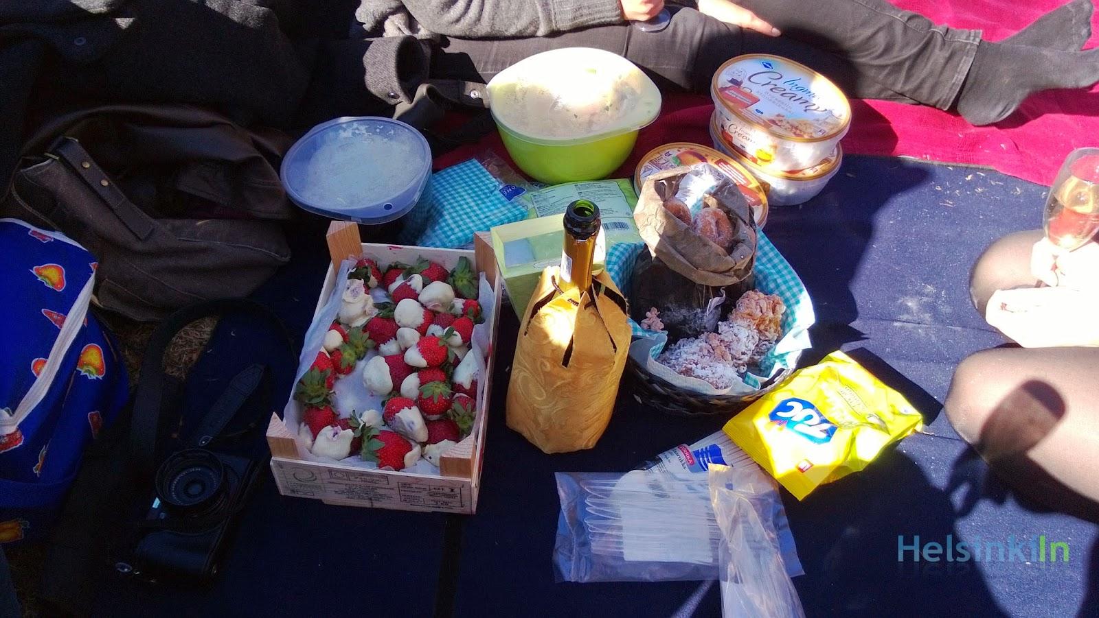 Vappu picnic