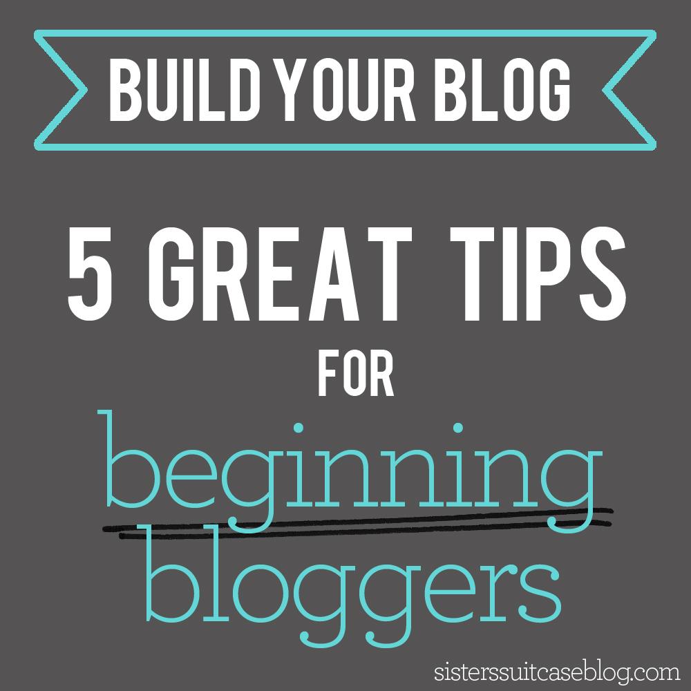 tips beginner bloggers