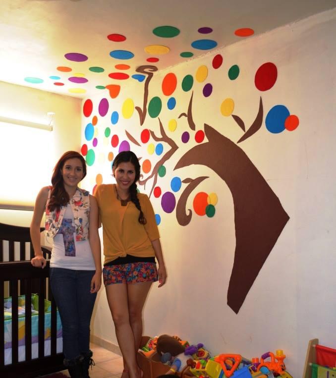 Mamá California : como decorar la habitación de tu hijo con fieltro