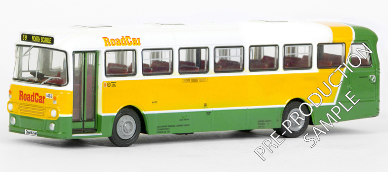 Exclusive First Editions 38302 - Alexander Y Type Bus - Lincolnshire Road Car