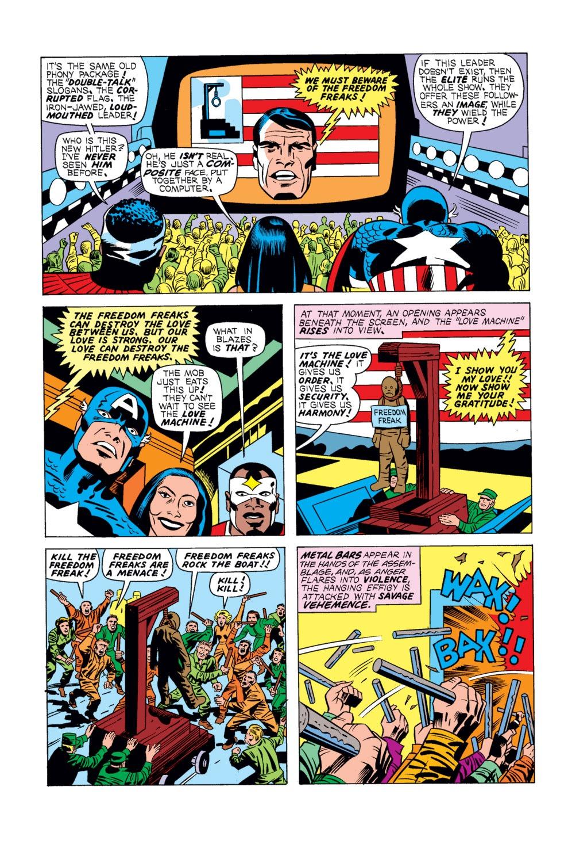 Captain America (1968) Issue #195 #109 - English 12