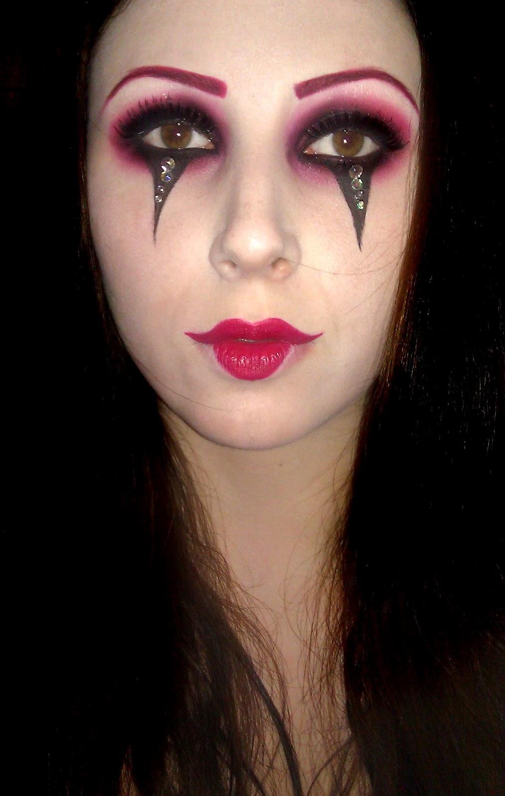 hallooween make up
