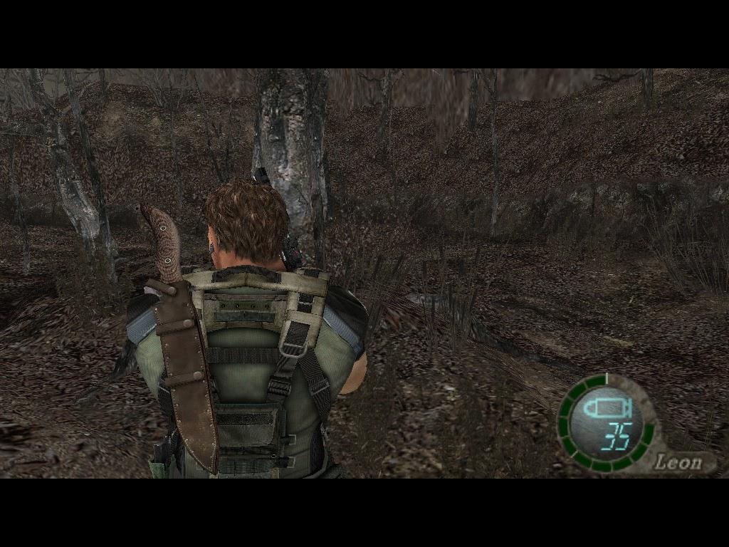 Resident Evil 4 (RIP)