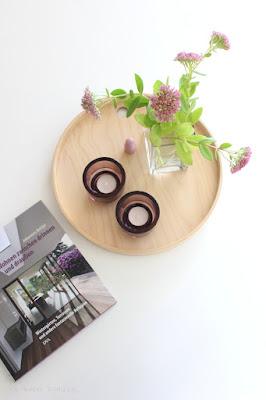 Der Herbst ist da mit Sedum bzw. Fetthenne und Dekoration in rosa by kebo homing, dem Südtiroler Lifestyleblog, Fotografie, Photography, Styling
