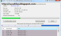 Internet Download Manager 6.05, Bahasa Indonesia