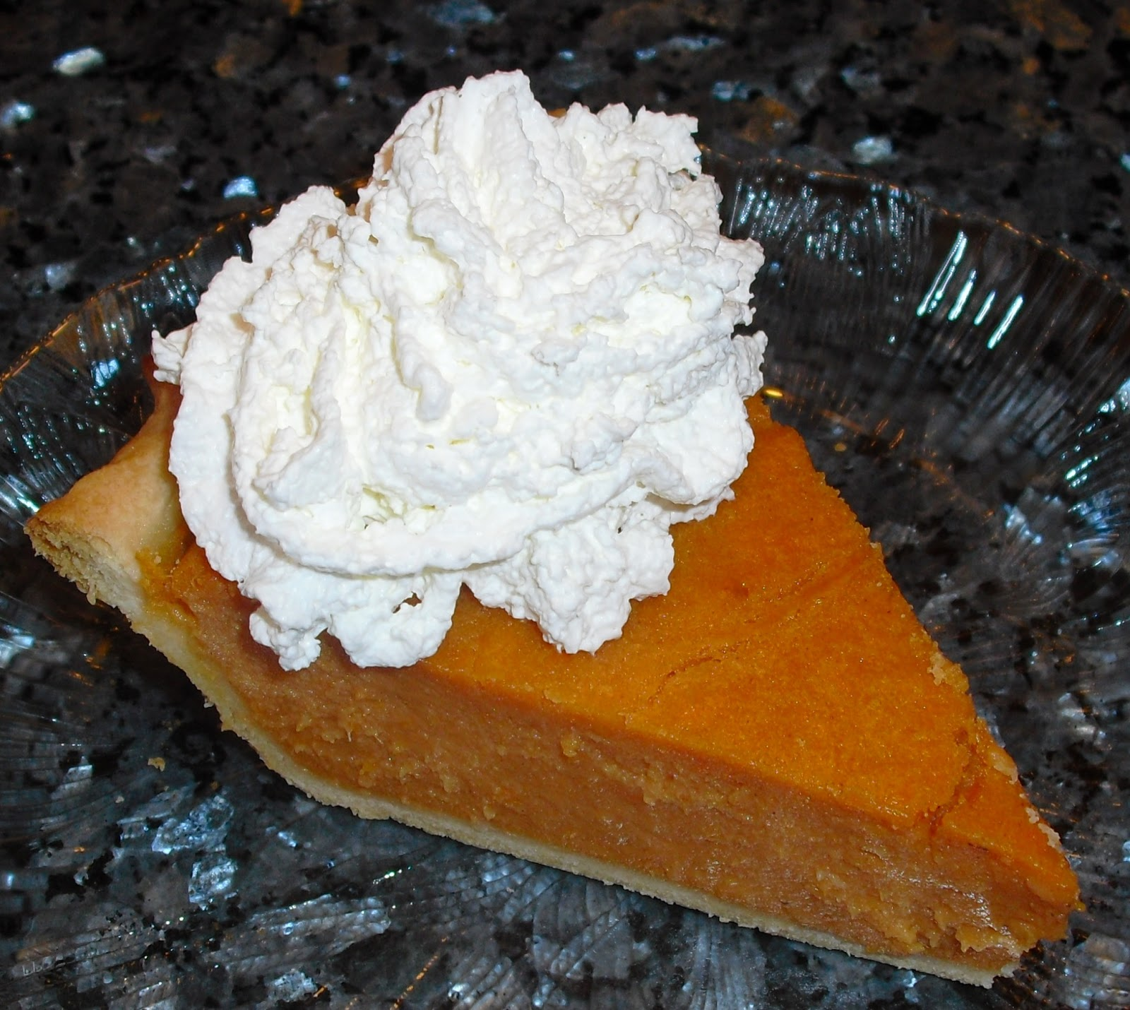 Sweet Potato Pie Recipe ~ Easy Dessert Recipes