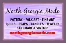 Artists, Crafters, Vintage Sellers North Georgia Etsy Team