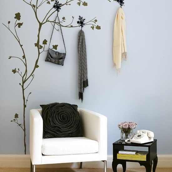 Hogares frescos ideas para decorar tus paredes - Ideas para decorar paredes ...