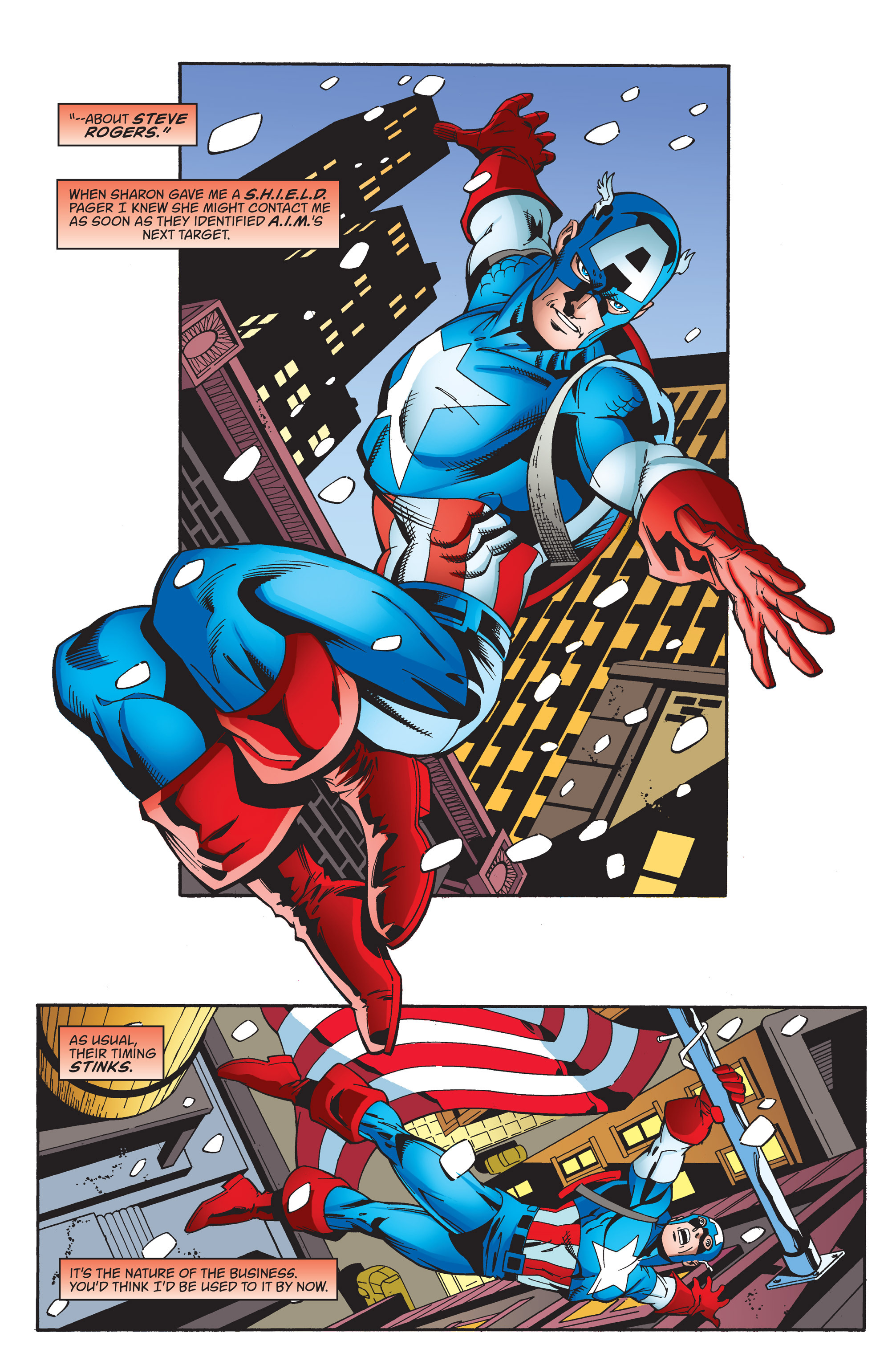 Captain America (1998) Issue #37 #44 - English 12