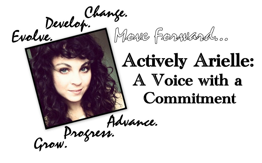 Actively Arielle: A Voice With A Commitment