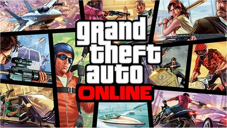 GTA 5 Online Logo