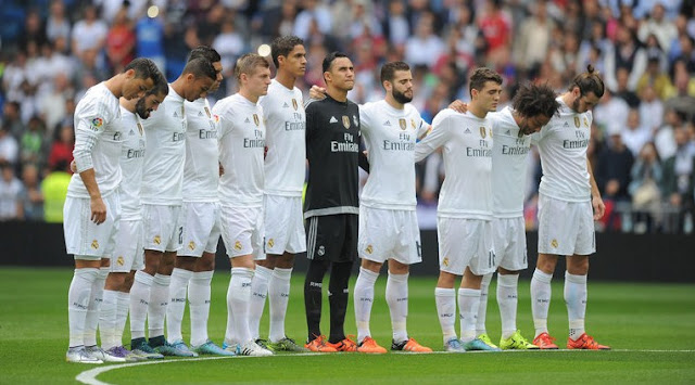 Real Madrid spending the highest salaries in European