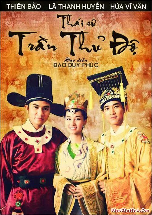 Thái Sư Trần Thủ Độ - Trọn Bộ