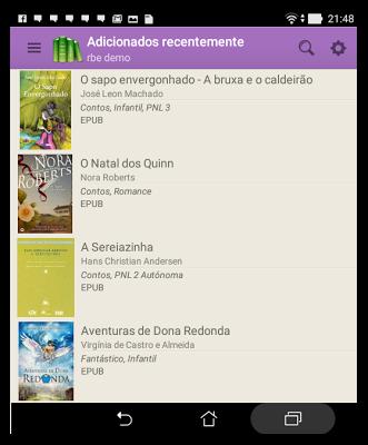 BLAO - Biblioteca Digital