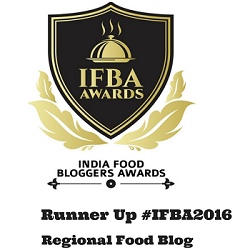 FBAI Regional Food Blog Award