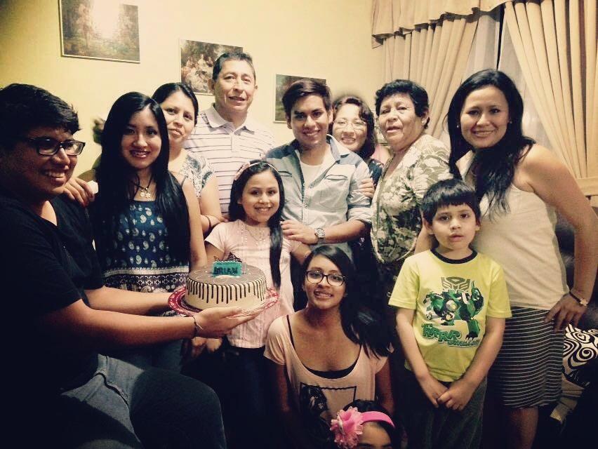 Familia siempre.