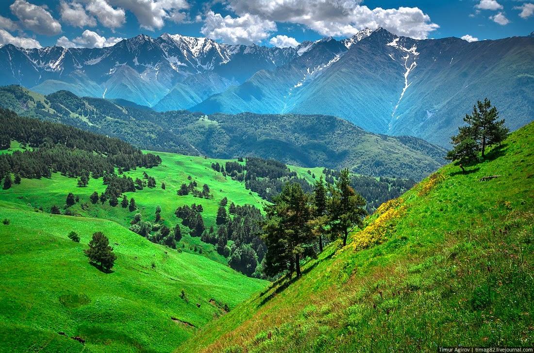 Gambar Pemandangan Indah alam dunia