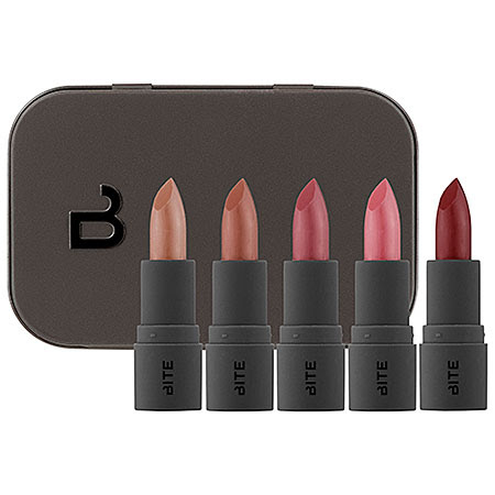 Bite Beauty Bite Size Discovery Set, Retsina, Musk, Shiraz, Fig, Pomegranate, makeup, lipcolour