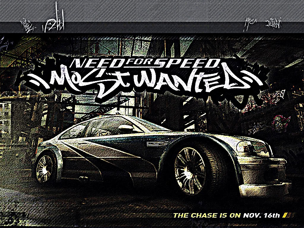 Need For Speed Most Wanted Download PC Game - Games Free ...
