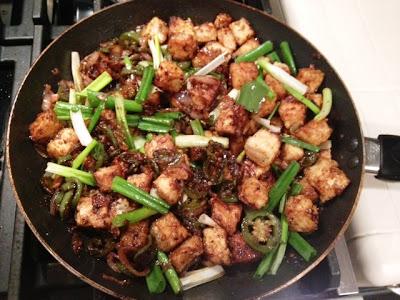Plenty Ottolenghi Black Pepper Tofu Recipe