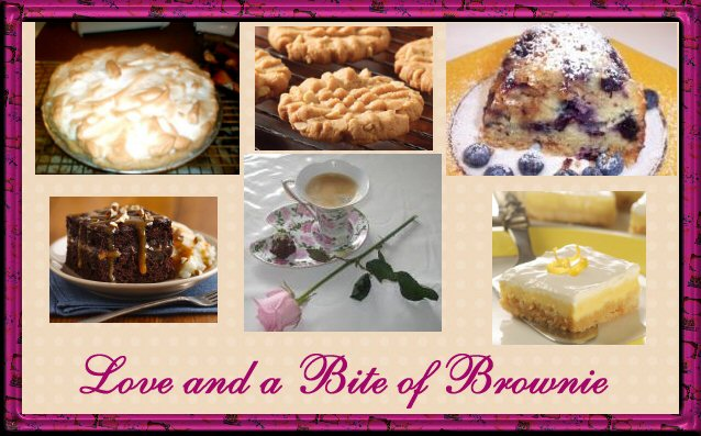 Love and a Bite of Brownie
