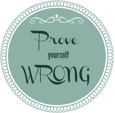 Prove yourself wrong. EverEmma