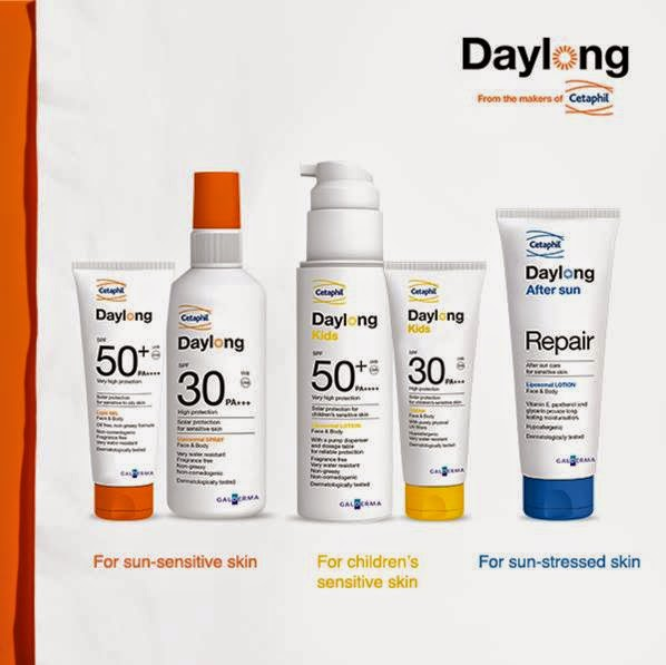 Daylong Gel Sunscreen Review