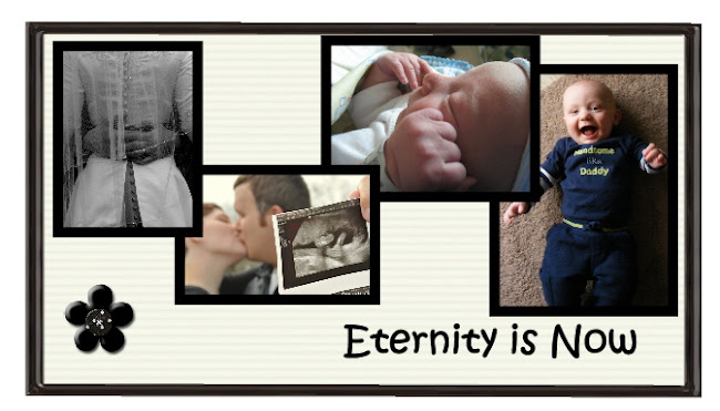 Eternity Is Now