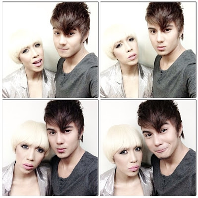 group G-Force is rumored to be comedian Vice Ganda's newest boyfriend