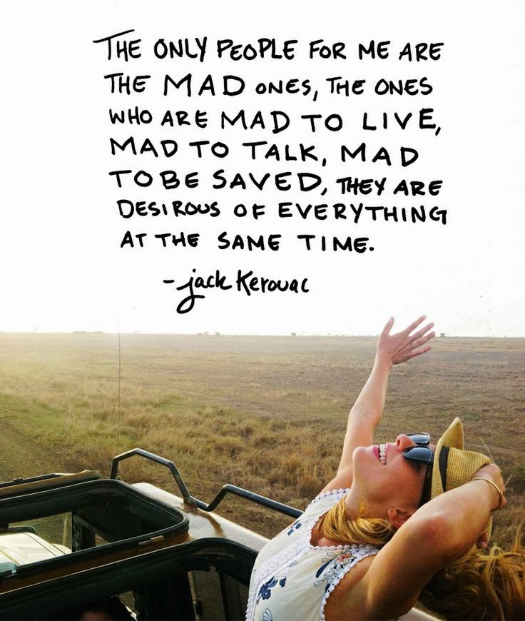 Jack Keroual, Quote, Fresh Exchange