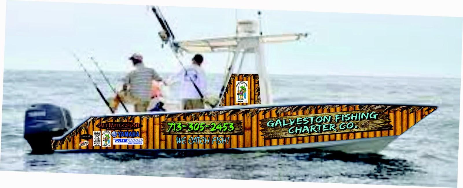 Galveston fishing galveston fishing charter company for Fishing charter galveston
