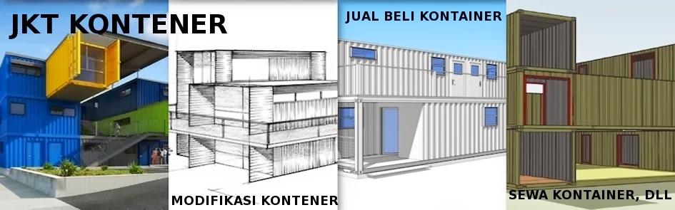 Jakarta Container | Jual Beli juga Sewa Container Office Modifikasi di Jakarta