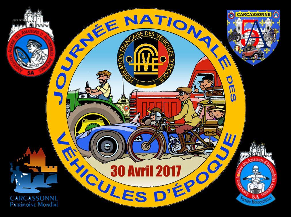JOURNEE NATIONALE DES VEHICULES D'EPOQUE