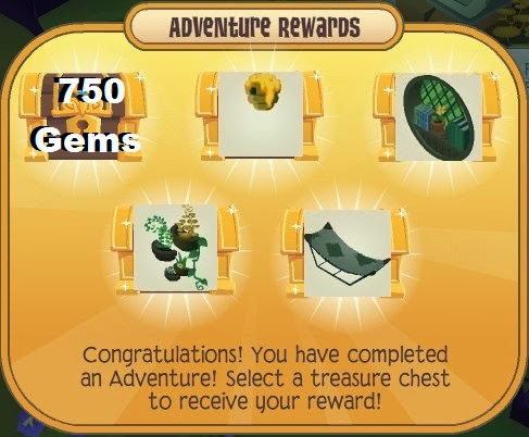 In too deep prizes normal mode animal jam