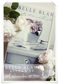 Giveaway bei Belle Blanc