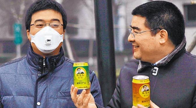 Revolusi Ilmiah - Udara dalam kaleng