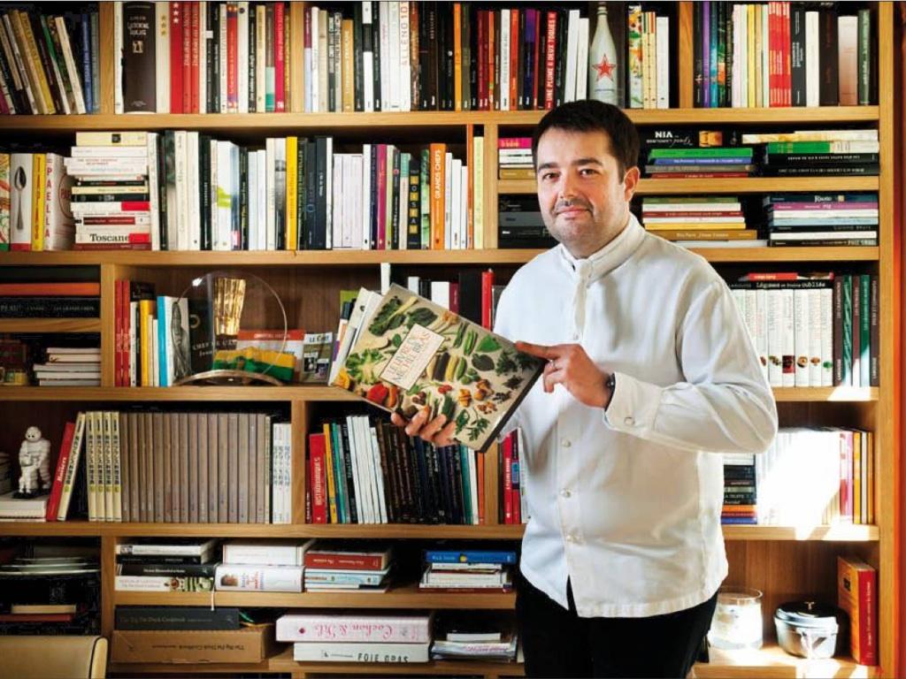 Chef et collectionneur de livres de cuisine du sacr au sucr un blog de b - Collectionneur de sucre ...