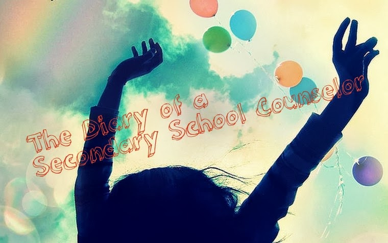 Diary of a Secondary School Counselor