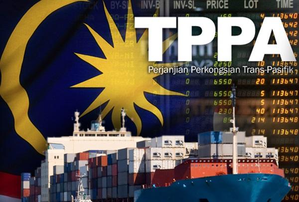 Usul Penyertaan Malaysia dalam TPPA diluluskan Dewan Rakyat
