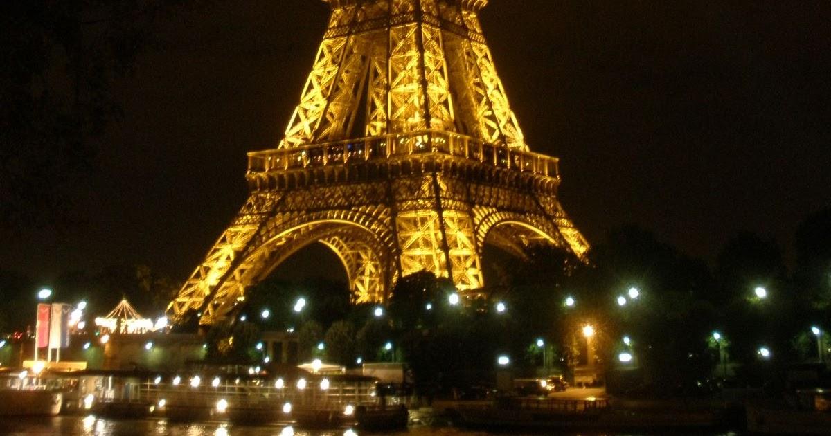 France Paris Eiffel Tower Travel4foods