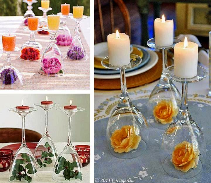Creative Diy Wedding Ideas : More ideas unique wedding centerpiece