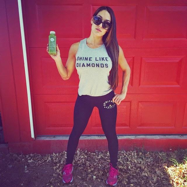 Morably — Best Of Nikki Bella's Instagram - 34 photos Nikki Bella Instagram