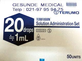 box infus terumo