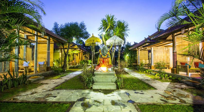 72 Hotel di Pemuteran Bali - Global Royal Pemuteran
