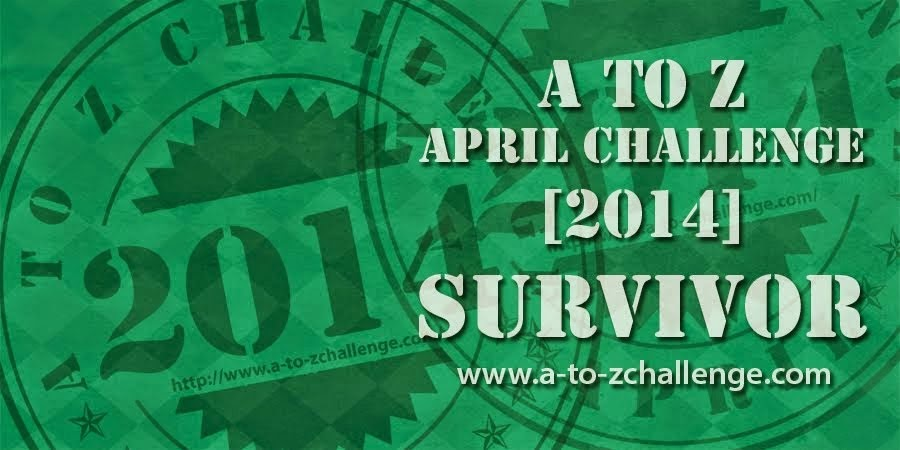 A to Z Challenge 2014